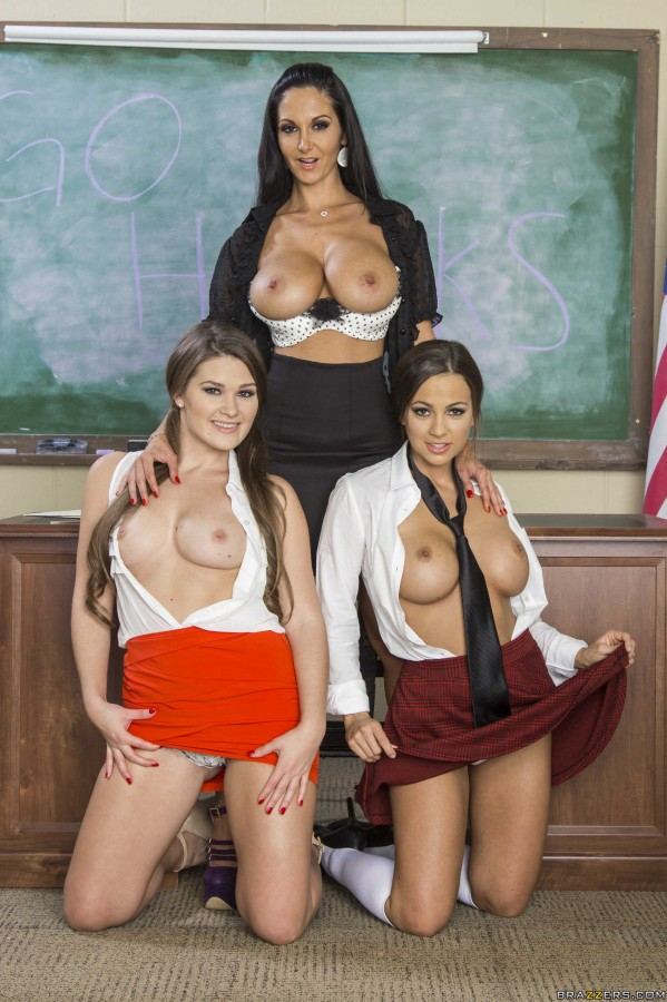 0665 599x900 Ava Addams, Abby Cross & Abigail Mac   Hot and Mean